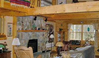 Moose Creek Log Home