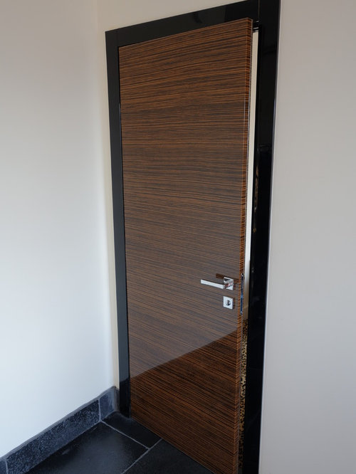 SMART doors in Manhattan penthouse - Interior Doors & SMART doors in Manhattan penthouse