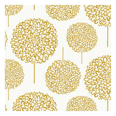Hydrangea, Gold, Roll