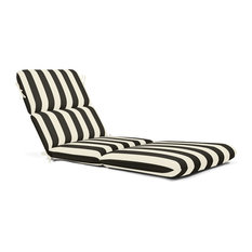 Sunbrella Chaise Cushion, Maxim Classic