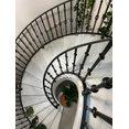 Foto de perfil de escaleras de boveda clavel