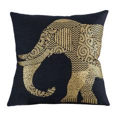 Bali Elephant 20x20 pillow