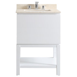 New Transitional Bathroom Vanities And Sink Consoles by Vinnova