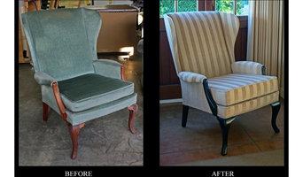 Jason Church Upholstery work