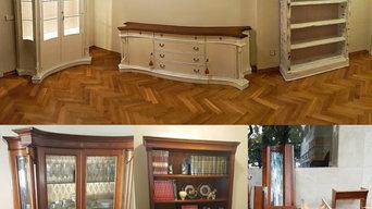 Restauración integral salón