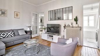 Rénovation d'un appartement au coeur de Lyon