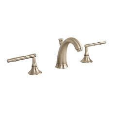 Paul Decorative Products   Bamboo Series Widespread Bathroom Faucet   Antique Brass   Bathroom Sink FaucetsRpaul6 Bathroom Faucets   Houzz. Decorative Bathroom Faucets. Home Design Ideas