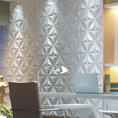 New designes for abstract 3d wall decor wave panels for 3d wallpaper for home malaysia