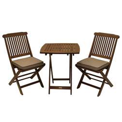 Nice Craftsman Outdoor Dining Sets by Outdoor Interiors