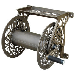 Traditional Garden Hose Reels by Organize-It