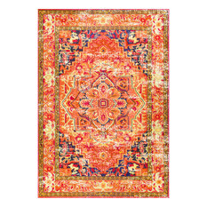 50 Most Popular Orange Area Rugs for