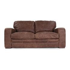 Urbanite - Vintage Leather 3 Seater Sofa