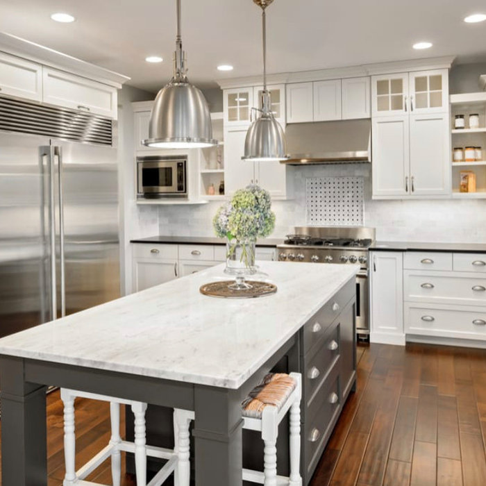 Kitchen remodeling in West Hollywood