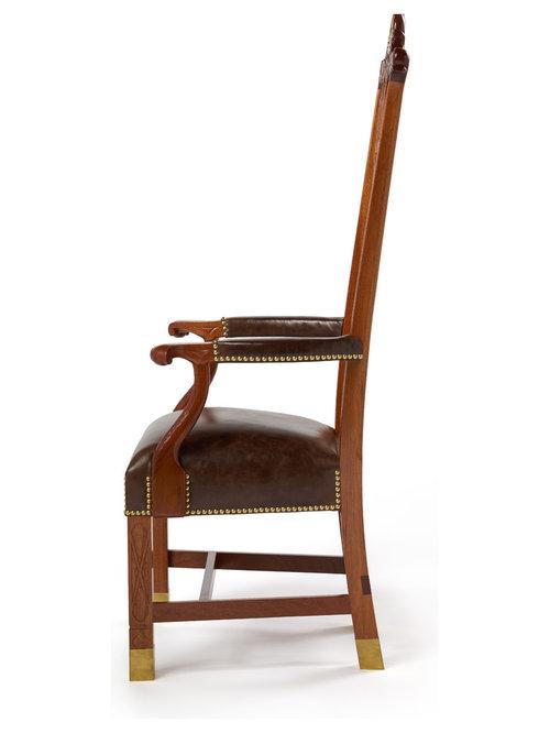 Rising Sun Chair   Furniture