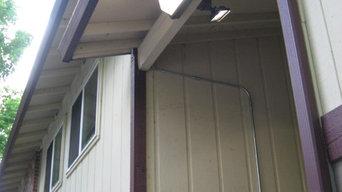 Maple Knoll Site Lighting