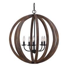 Feiss 5 -Light Large Pendant