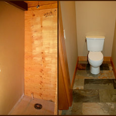 Elms Construction Bend OR US - Bathroom remodel bend oregon