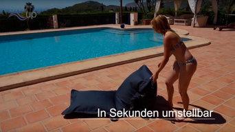 swim up - Mein Lieblingsplatz