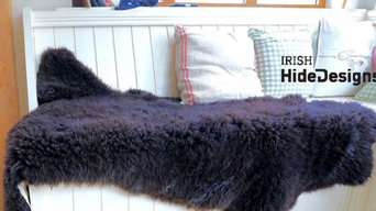 Sheepskin Rugs and furniture