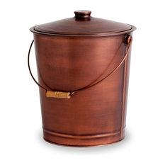 - アラスメタル アンティークアッシュコンテナ(大) - 暖炉用アクセサリ