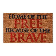 Home of the Free Doormat