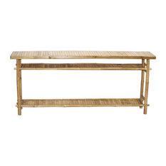 Bamboo Sofa Table