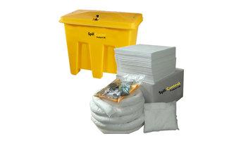 Spill Kits, Oil Spill Kits, Spill Control UK