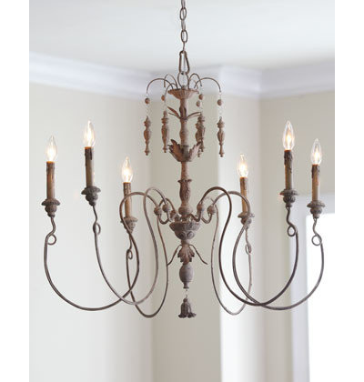 Epic Traditional Chandeliers by Horchow