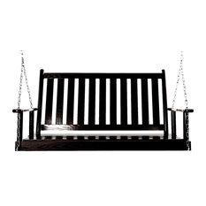 RTA Porch Swing, Black