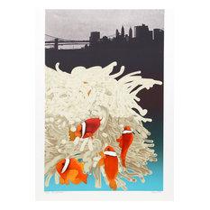"""East River Dance"" Artwork"