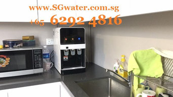 SG717 Table Top Hot and Cold Water Dispensers