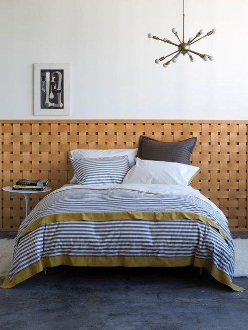 Dwellstudio Draper Stripe Ash Duvet Set   Home Decor