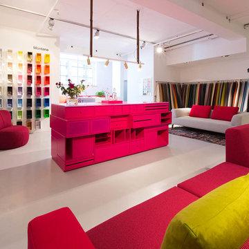 Montana + freistil Markenshop im stilwerk Hamburg
