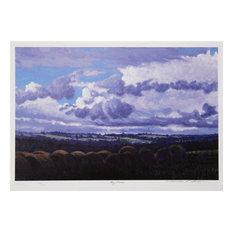 """""""Hay Fields"""" Artwork"""