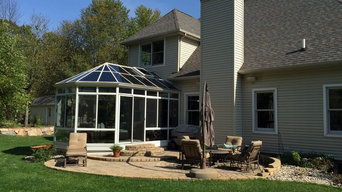 Exterior - Various Sunroom Additions