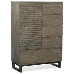 Industrial Dressers by Hooker Furniture