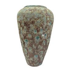 Large Atlantis Decorative Urn Ceramic Planter