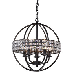 Transitional Chandeliers by Edvivi LLC