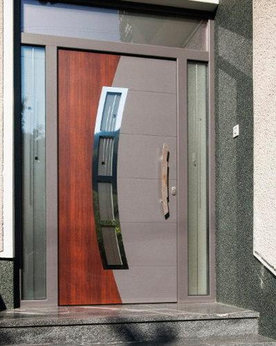 Modern Front Entry Door