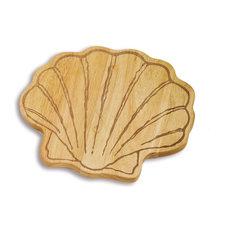Sea Shell Board, Wood