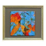 Autumns Colors, Original By Tera Fujan, Art