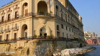 Progettazione Impianti elettrici condominiali  Palazzo Donn'Anna - NPOLI