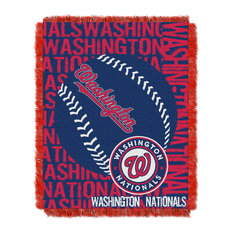 Nationals Double Play Woven Jacquard
