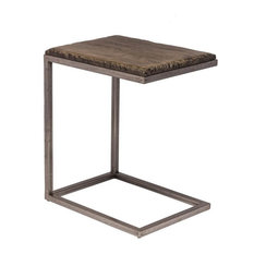 Hillsdale Furniture   C Shape Accent Table   Side Tables And End Tables