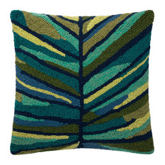 "Loloi Decorative Throw Pillow 18""x18"" Cover Only Green/Multi"