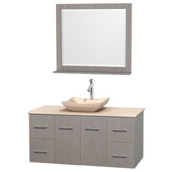 Contemporary Bathroom Vanities And Sink Consoles by EliteFixtures