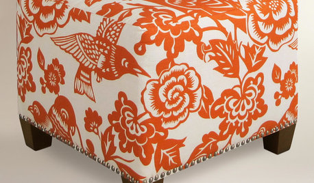 Guest Picks: Awesome Orange Accents
