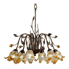 Windance Floral Ceiling Lamp
