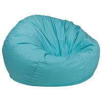 Offex Mint Green Bean Bag Chair