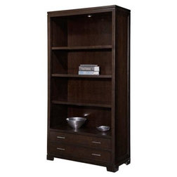 Transitional Bookcases by Buildcom